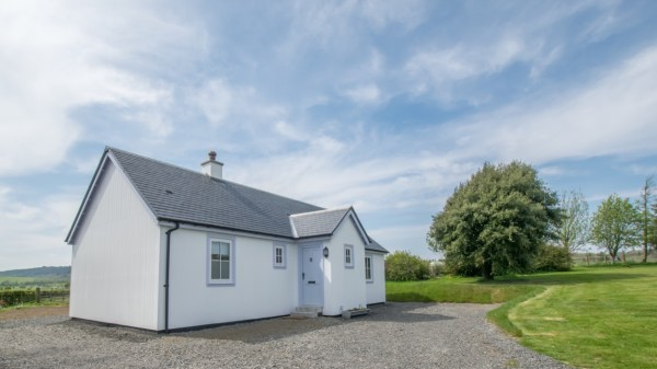 Two Bedroom Wee House in South Ayshire Scotland 0021