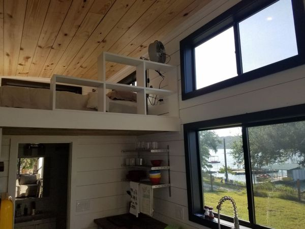 Two Waterfront Tiny Homes on Lake Travis Vacation Rentals_007