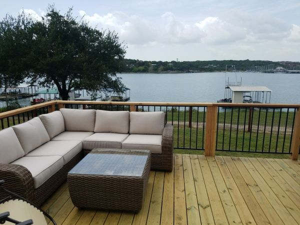 Two Waterfront Tiny Homes on Lake Travis Vacation Rentals_011