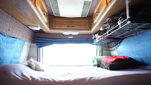 Van Interior 3 - Derrick and Paula - Exploring Alternatives