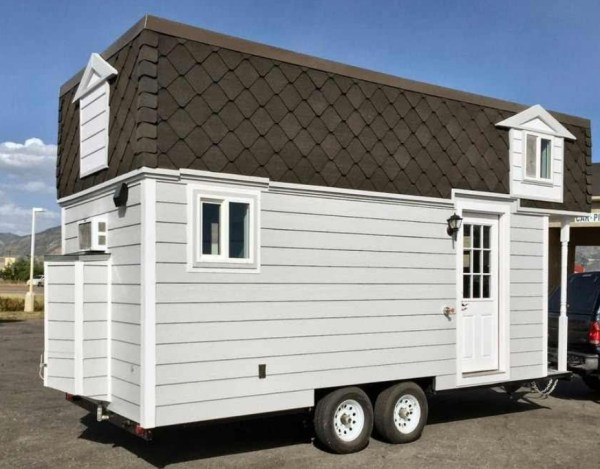 Tiny house talk small space freedom for Victorian tiny house for sale