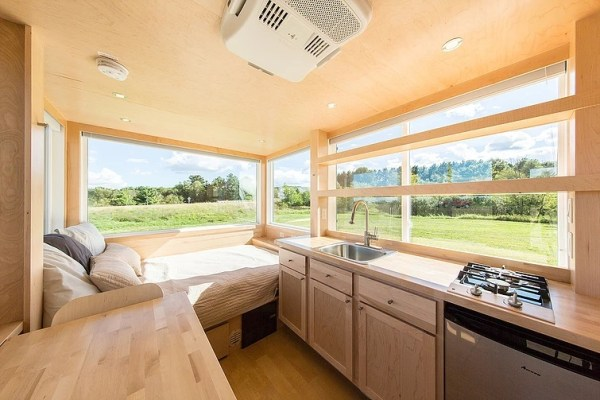 Vista Tiny House on Wheels 006