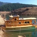 WaterWoody Houseboat 001