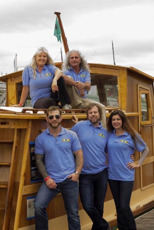 WaterWoody Houseboat 0010