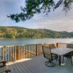 Waterfront Cabin on Summit Lake with Boathouse For Sale in Olympia, WA 004