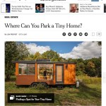 Where Can You Park a Tiny Home NY Times
