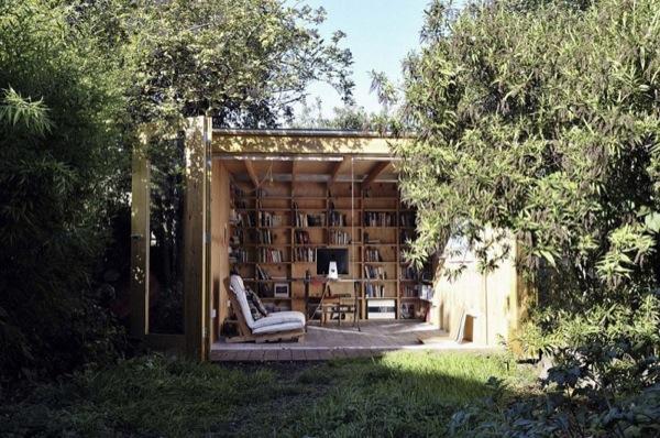 Backyard Office Cabin