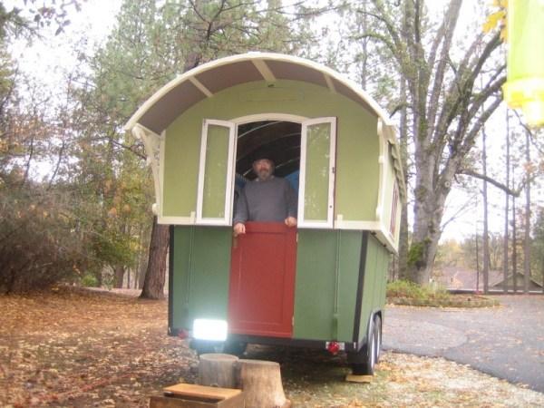 William's Vardo Tiny House on Wheels 004