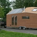 Womans Legal Tiny House in the Netherlands 001