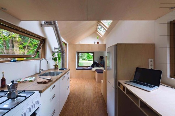 Womans Legal Tiny House in the Netherlands 002