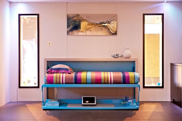 Yo Home Prototype Transforming Studio Apartment 001