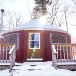 Yurt in Gatineau Park – Exploring Alternatives