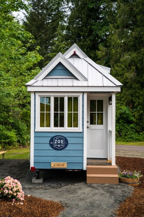 Zoe Cypress 20 Tiny House at Mt Hood Tiny House Village via TinyHouseTalk-com 0026