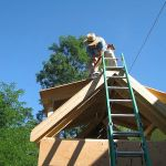 Aldo Lavaggi's Tiny House and his Solar Power Details