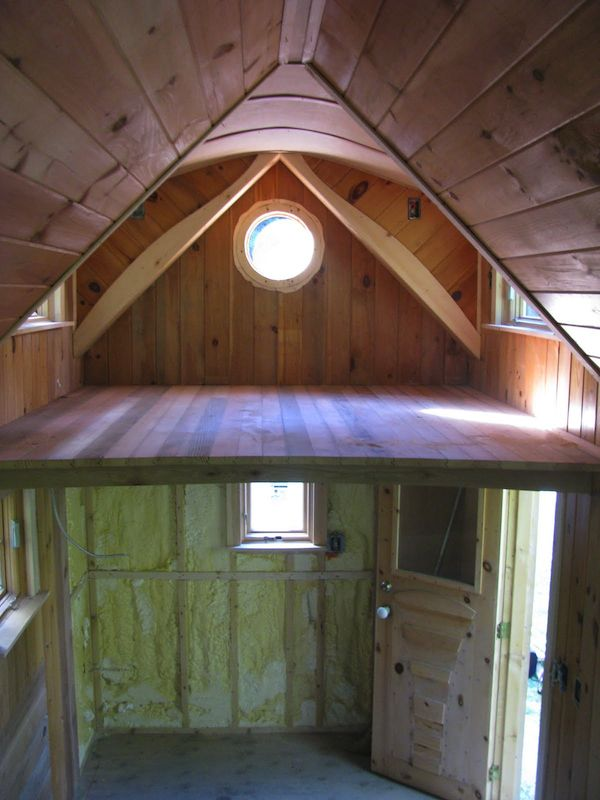 Aldos Tiny House Project And Thoughts on Minimum Housing Standards