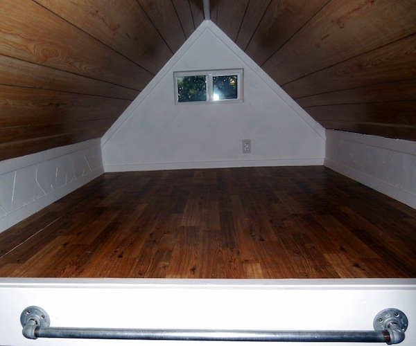 Tiny House Sleeping Loft