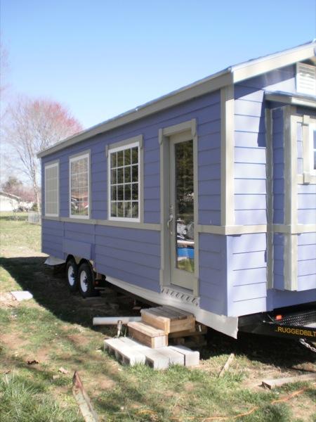 Bob's Towed Haul Tiny House