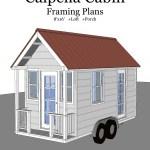 Calpella Tiny House on Wheels by Michael Janzen