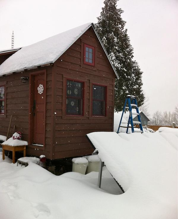 Christopher and Malissa's Tiny House