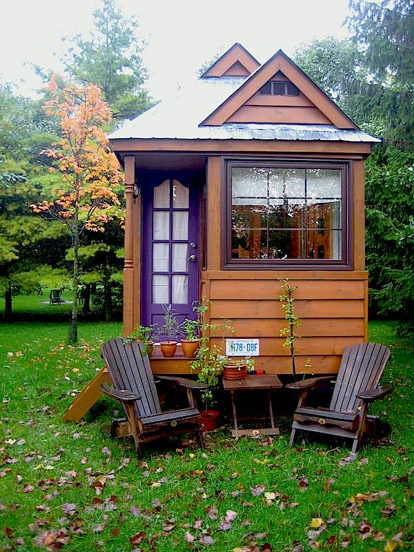 Collin and Joannas Tiny House on Wheels Now for Sale!