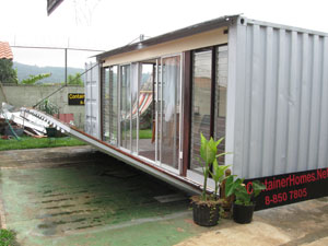 Costa Rica's Container Homes by Jimmy