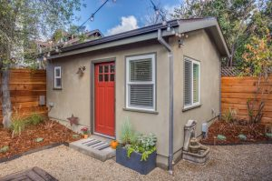 Couple's 250 Sq. Ft. Tiny House