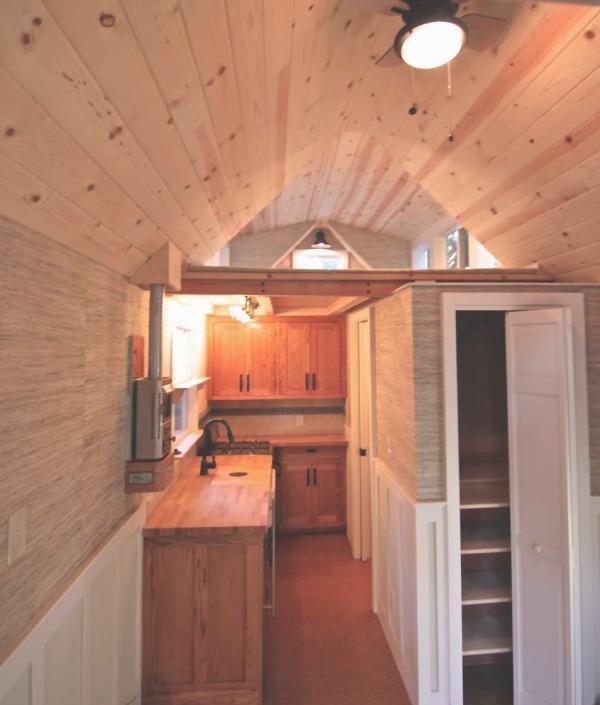 170 Sq Ft Craftsman Bungalow Molecule Tiny Home