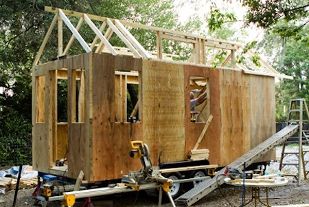 Dan Louche Tiny House Project Number 2
