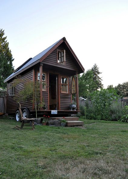 Dee Williams Tiny House, Photo by Tammy Strobel