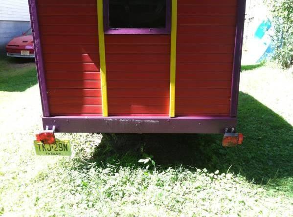 Diy Vardo Camper For Sale Affordable Mobile Micro Cabin