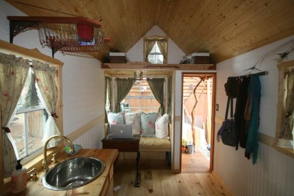 Ella's Tumbleweed Tiny House Kitchen (2)
