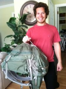 From 600 Square Feet to a Backpack.. Extreme downsizing