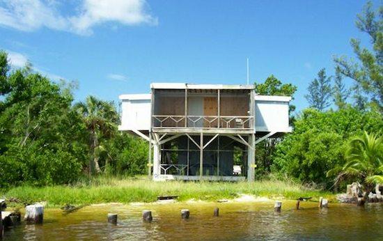 Hart Cottage in Keewayden Island Florida
