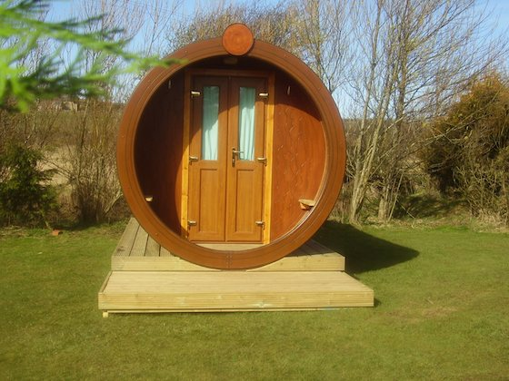 Hobbit House by Microlodge