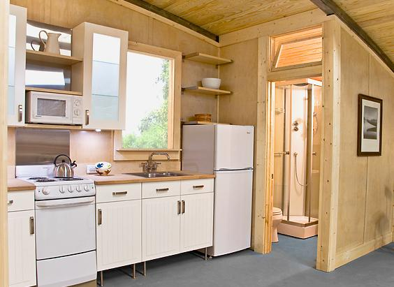 interior-of-cabin-fever-home