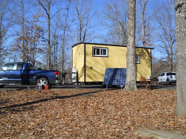 Tiny House Living on the Road with Jane Dwinell