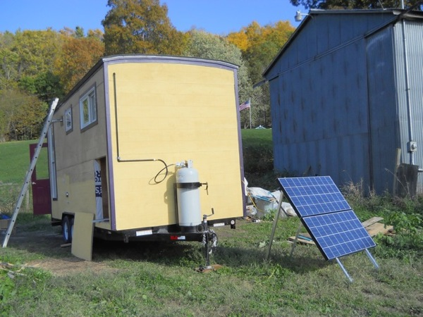 Jane's Tiny House and Freedom through Frugality (1)
