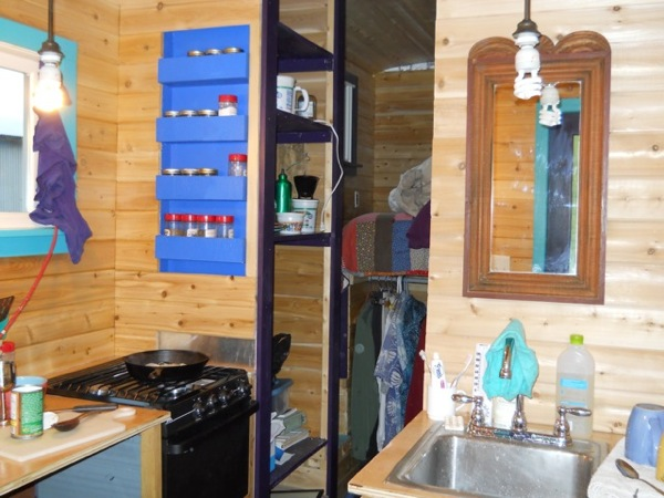 Jane's Tiny House and Freedom through Frugality (3)