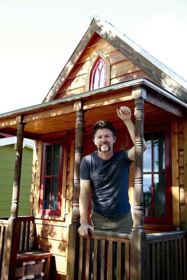 Jay Shafer of Tumbleweed Tiny Houses