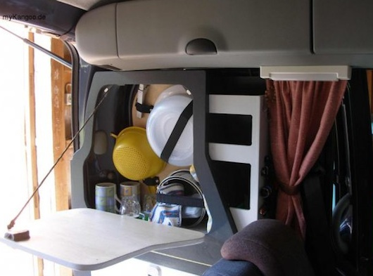 Kangoo Tiny RV