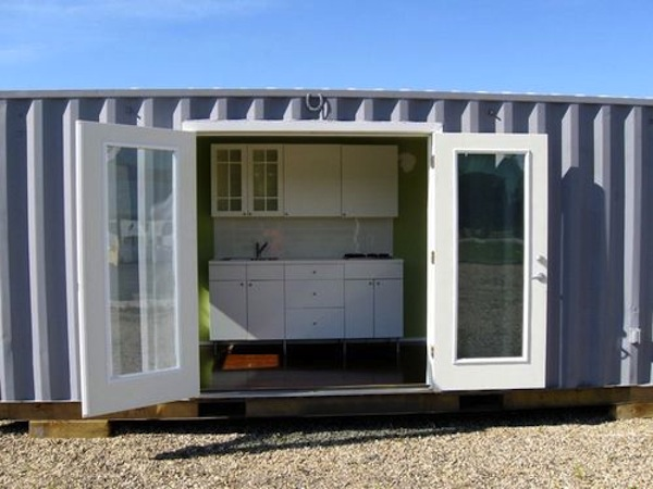 LEED Cabins Shipping Container to Home Conversions