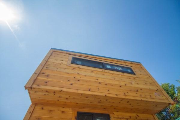 32' x 10' Tiny House Shell by Liberation Tiny Homes