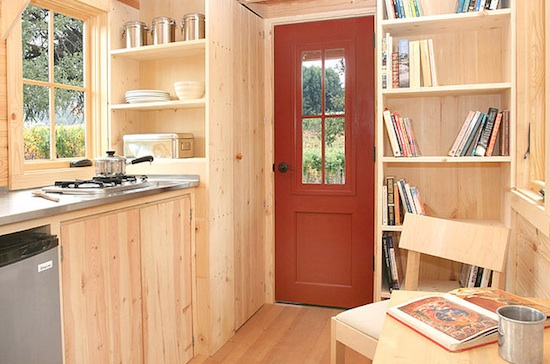 Lusby Tiny House Interior Pictures