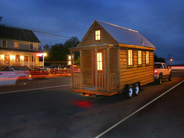 Lusby Tiny House Plans and Nerd Girl Homes