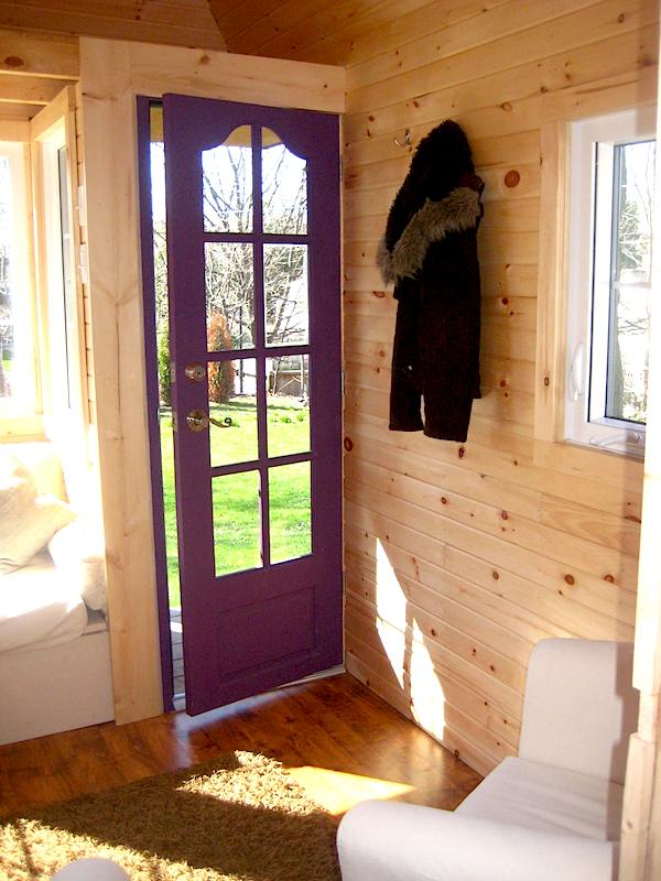 Collin and Joanna's Gorgeous Fencl Tiny House for Sale