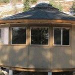 Mandala Homes 322-square-foot 21' Round Cottage