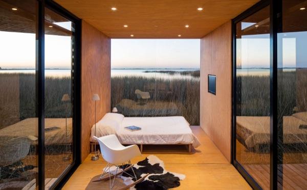 279 Sq. Ft. Mini Mod: A Modern Prefab Off-Grid Tiny House