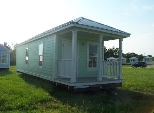 Katrina Cottages Auction