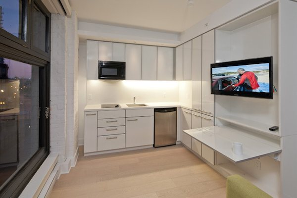 Micro Loft Tiny Apartments In Vancouver Rent For 850 A Month