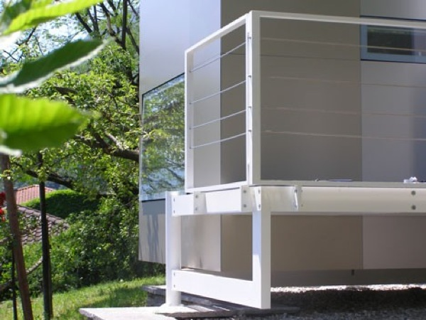 Modern Design on this Micro Compact Home